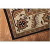 "Tahoe Rectangle Rug By, Black, 7'9"" X 9'9"""