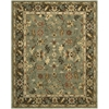 """Nourison Tahoe Rectangle Rug  By Nourison, Green, 7'9"""" X 9'9"""""""