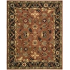 "Nourison Tahoe Rectangle Rug  By Nourison, Rust, 7'9"" X 9'9"""