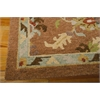 "Nourison Tahoe Rectangle Rug  By Nourison, Penny, 7'9"" X 9'9"""