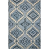 Tahoe Modern Denim Blue Area Rug