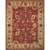 Tahoe Red Area Rug