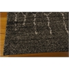 Nourison Tangier Rectangle Rug  By Nourison, Charcoal, 5' X 7'