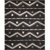 Tangier Black Area Rug