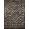 Tangier Charcoal Area Rug