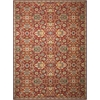 Timeless Red Area Rug
