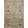 Timeless Light Blue Area Rug