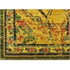 "Timeless Rectangle Rug By, Olive, 7'9"" X 9'9"""