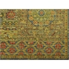 "Nourison Timeless Rectangle Rug  By Nourison, Teal, 7'9"" X 9'9"""