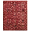 "Nourison Timeless Rectangle Rug  By Nourison, Red, 7'9"" X 9'9"""