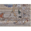 "Nourison Timeless Rectangle Rug  By Nourison, Taupe, 7'9"" X 9'9"""