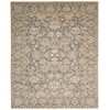 Timeless Opal/Grey Area Rug