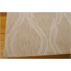 "Tranquility Rectangle Rug By, Beige, 5'3"" X 7'5"""