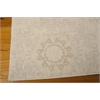 "Nourison Tranquility Rectangle Rug  By Nourison, Ivory, 5'3"" X 7'5"""
