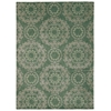 Tranquility Light Green Area Rug