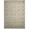 "Tranquility Rectangle Rug By, Stone, 9'3"" X 12'9"""