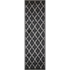 Tranquility Black Area Rug
