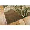"Tropics Rectangle Rug By, Khaki, 5'3"" X 8'3"""