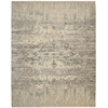"Twilight Rectangle Rug By, Ivory, 7'9"" X 9'9"""