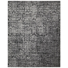 "Nourison Twilight Rectangle Rug  By Nourison, Onyx, 7'9"" X 9'9"""