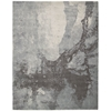 "Nourison Twilight Rectangle Rug  By Nourison, Sea Mist, 7'9"" X 9'9"""