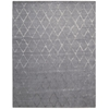 "Twilight Rectangle Rug By, Grey, 7'9"" X 9'9"""