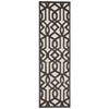 "Ultima Runner Rug By, Ivory Grey, 2'2"" X 7'"
