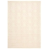 "Nourison Ultima Rectangle Rug  By Nourison, Silver Ivory, 5'3"" X 7'3"""