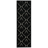 Ultima Grey/Black Area Rug