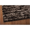 "Urban Safari Rectangle Rug By, Mahogany, 5'6"" X 7'5"""