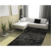 "Urban Safari Rectangle Rug By, Sable, 5'6"" X 7'5"""