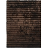 Urban Safari Mahogany Shag Area Rug
