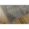 "Utopia Rectangle Rug By, Granite, 5'3"" X 7'5"""