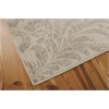 "Nourison Utopia Rectangle Rug  By Nourison, Ivory, 5'3"" X 7'5"""