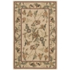 "Nourison Vallencierre Rectangle Rug  By Nourison, Beige, 3'6"" X 5'6"""