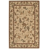 "Vallencierre Rectangle Rug By, Beige, 5'3"" X 8'3"""