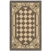 "Vallencierre Rectangle Rug By, Multicolor, 3'6"" X 5'6"""