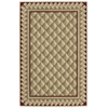 "Vallencierre Rectangle Rug By, Camel, 3'6"" X 5'6"""