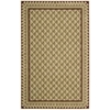 "Vallencierre Rectangle Rug By, Camel, 5'3"" X 8'3"""
