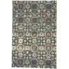 Vista Rectangle Rug By, Multicolor, 4' X 6'