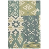 Nourison Vista Rectangle Rug  By Nourison, Multicolor, 4' X 6'