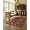 Nourison Vista Rectangle Rug  By Nourison, Brown, 5' X 7'