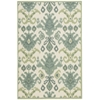 Nourison Vista Rectangle Rug  By Nourison, Ivory, 4' X 6'