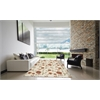Vista Rectangle Rug By, Ivory, 8' X 10'