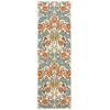 "Vista Runner Rug By, Ivory, 2'6"" X 8'"