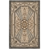 "Nourison Versailles Palace Rectangle Rug  By Nourison, Beige, 3'6"" X 5'6"""