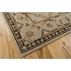 "Nourison Versailles Palace Rectangle Rug  By Nourison, Beige, 5'3"" X 8'3"""