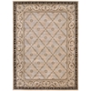 Nourison Versailles Palace Rectangle Rug  By Nourison, Beige, 8' X 11'