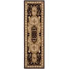 Versailles Palace Black Area Rug