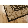 "Nourison Versailles Palace Rectangle Rug  By Nourison, Chocolate, 5'3"" X 8'3"""